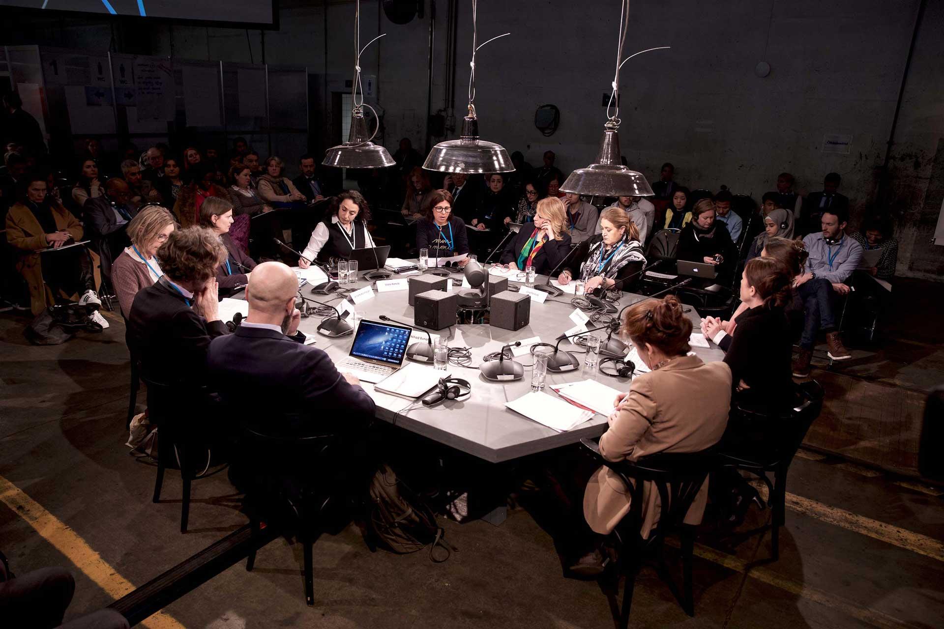 NOW Vienna 2017 First Panel