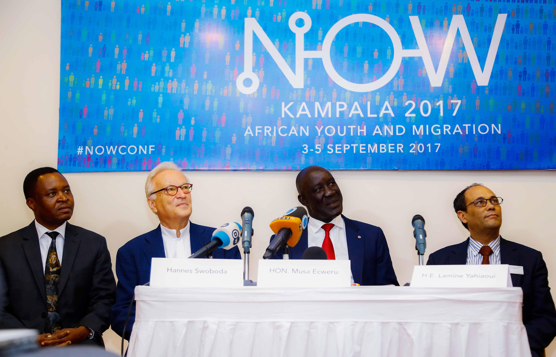 NOW Kampala 2017 First Panel