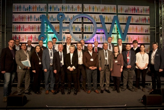 NOW Mayors' Network - 5th NOW Conference in Vienna, January 2018