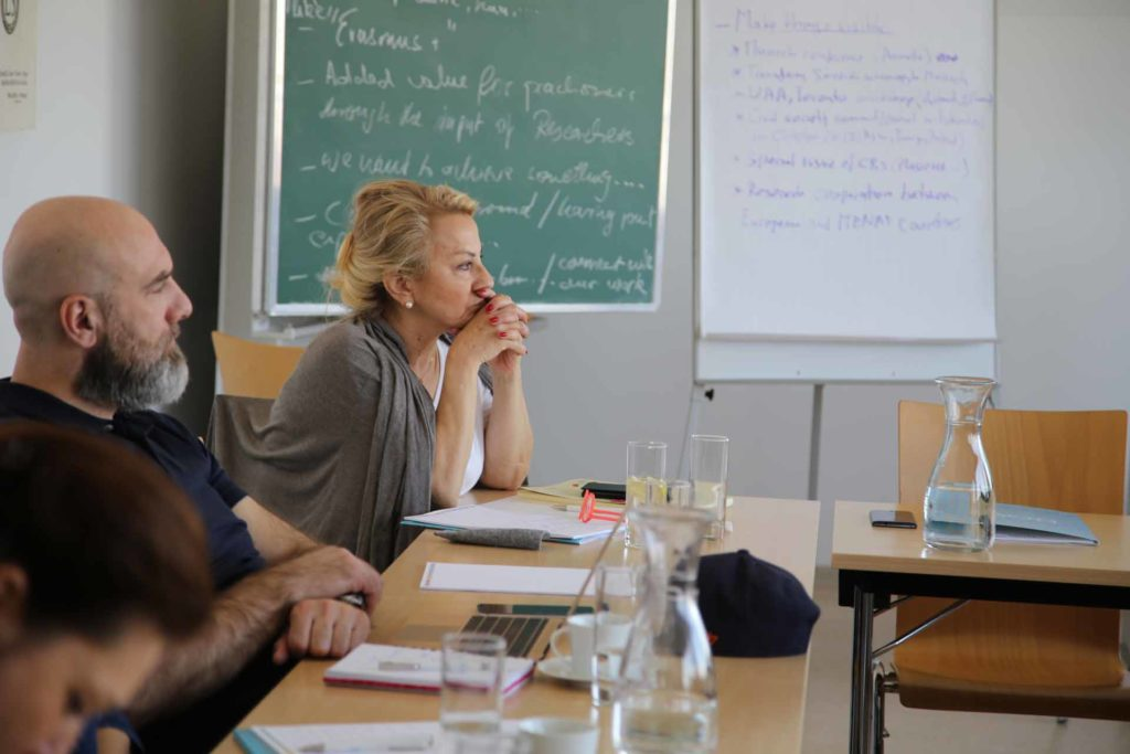 NOW DESC - Research Network for Diversity, Education and Social Cohesion, Vienna, April 2018