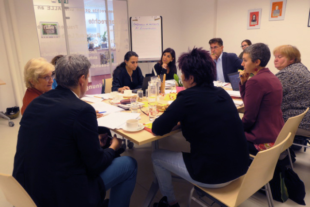 NOW Working Group Exploitation - Second Meeting in Vienna, September 2017