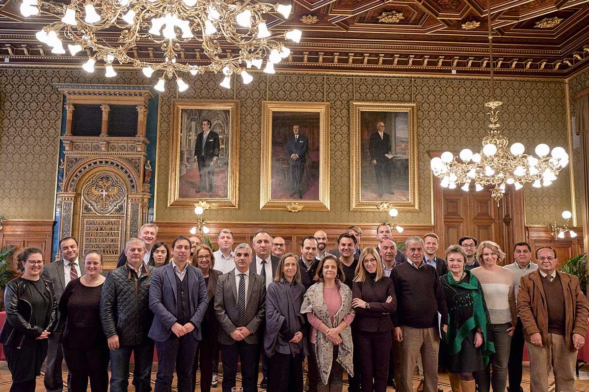 NOW Mayors' Network